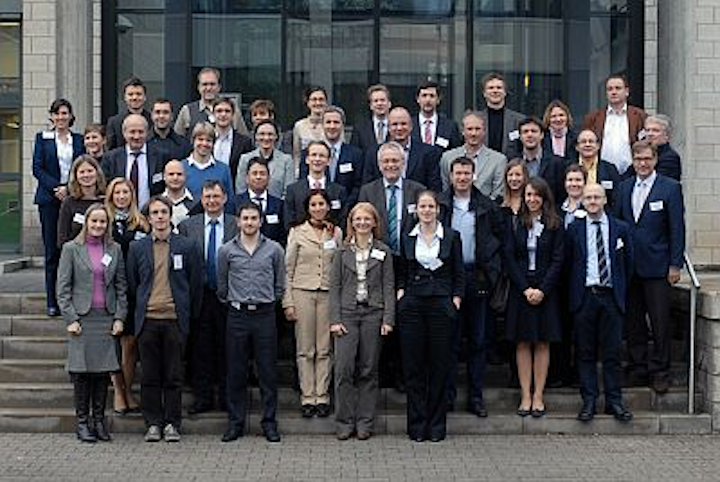 The ArtiVasc 3D project team at the Fraunhofer Institute for Laser Technology ILT in Aachen