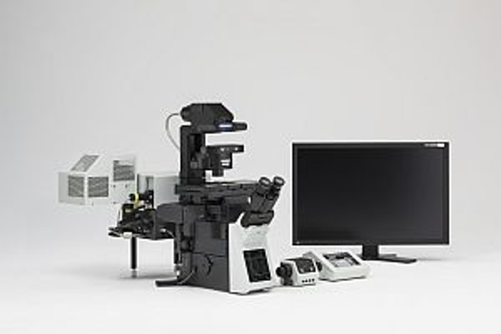 Olympus FluoView FV1200 laser scanning confocal microscope system
