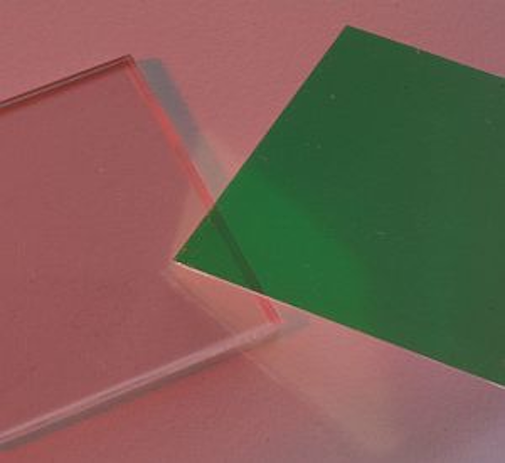 Dichroic mirrors for Raman spectroscopy from Irdian Spectral Technologies