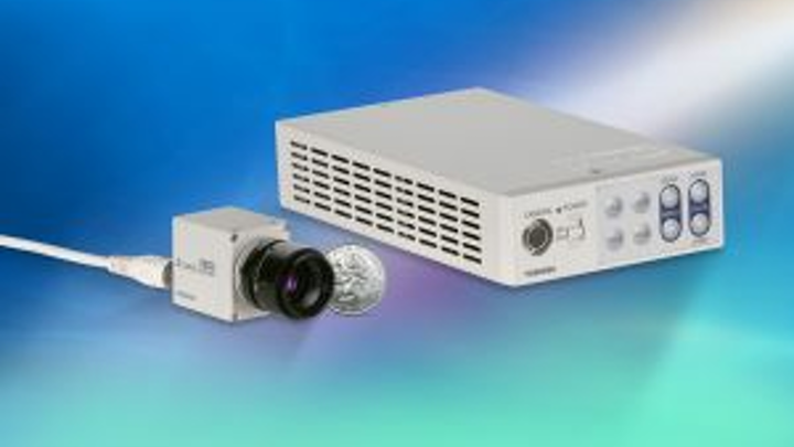 UltraHD 4K 3-chip video camera for scientific imaging from Toshiba Imaging Systems
