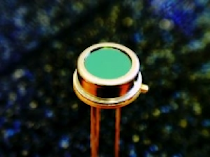 SCD-Si single-channel detectors from Cal Sensors